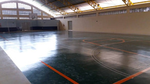 Quadra Poliesportiva de Realeza será inaugurada neste sábado