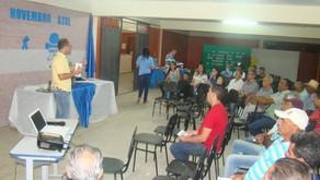 ESF de Santo Amaro realiza palestra para homens