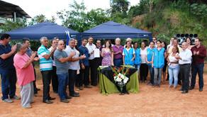 Lançamento das obras de construção da UBS Santo Amaro