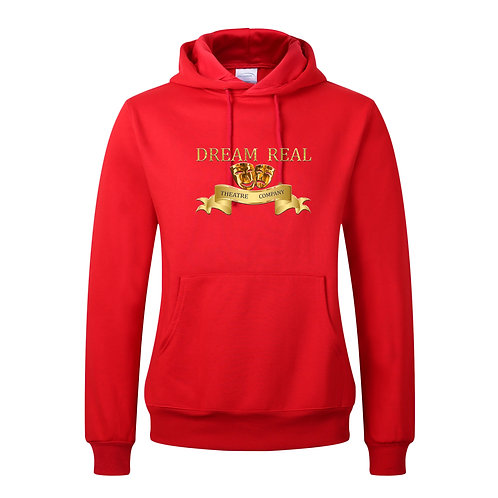 Dream Real Theatre Company Red Hoodie