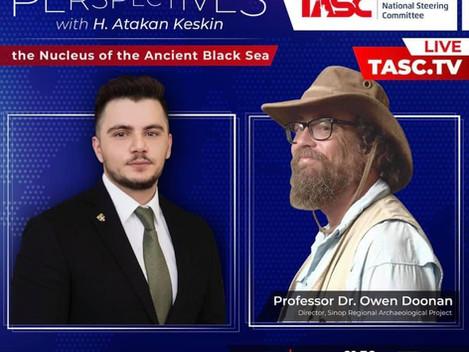 Dr. Owen Doonan live on TASC-TV