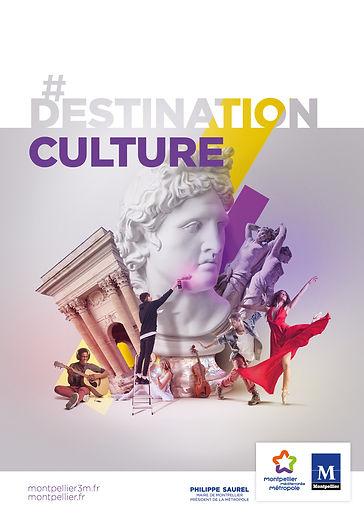 destination culture, montpellier