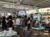 How to pair sake with hawker food