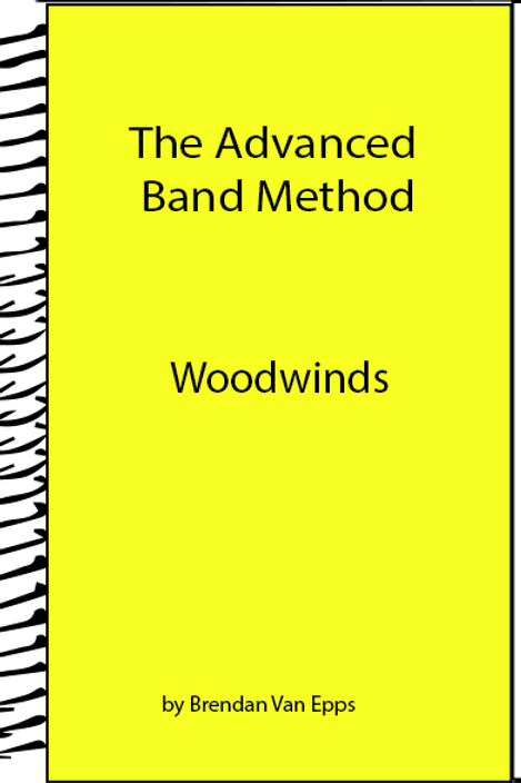 Advanced Band Method Woodwinds