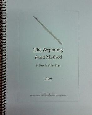 The Beginning Band Method by Brendan Van Epps