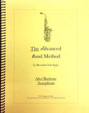 The Advanced Band Method by Brendan Van Epps