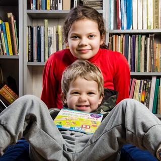 Vaikai ir knygos