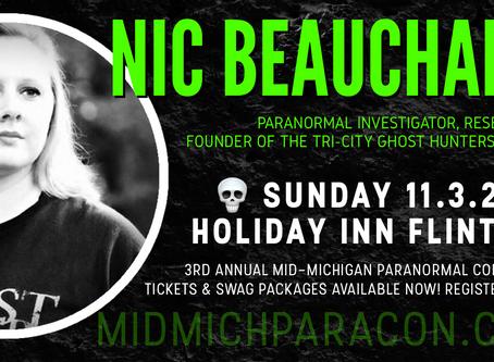 SPEAKER / PRESENTER: Nicole Beauchamp