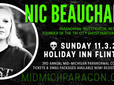 SPEAKER / PRESENTER: Nicole Beauchamp