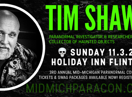 SPEAKER / PRESENTER: TIM SHAW