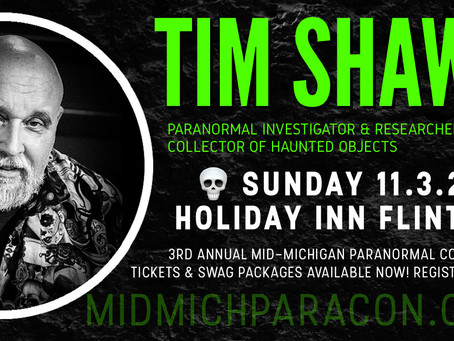 SPEAKER / PRESENTER: TIM SHAW