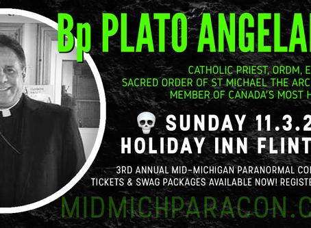 SPEAKER / PRESENTER: Bishop Plato Angelakis