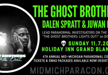2021 LINE-UP RELEASE: THE GHOST BROTHERS
