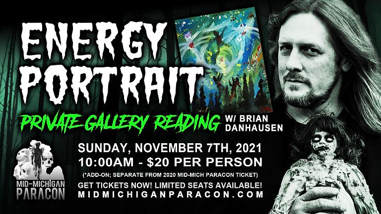 SPECIAL EVENT - Personal Energy Portrait