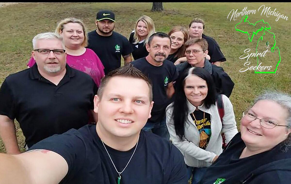 Northern Michigan Spirit Seekers @ The 2018 Mid-Michigan Paranormal Convention