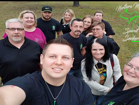 Northern Michigan Spirit Seekers Joins The 2018 PARACON Line-Up!