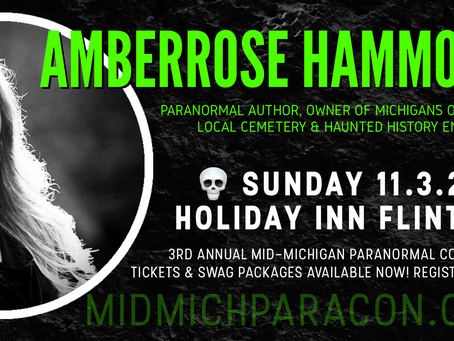 SPEAKER / PRESENTER: Amberrose Hammond