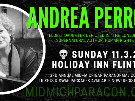 SPEAKER / PRESENTER: Andrea Perron