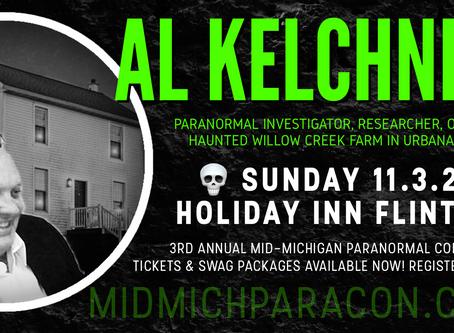 SPEAKER / PRESENTER: Al Kelchner