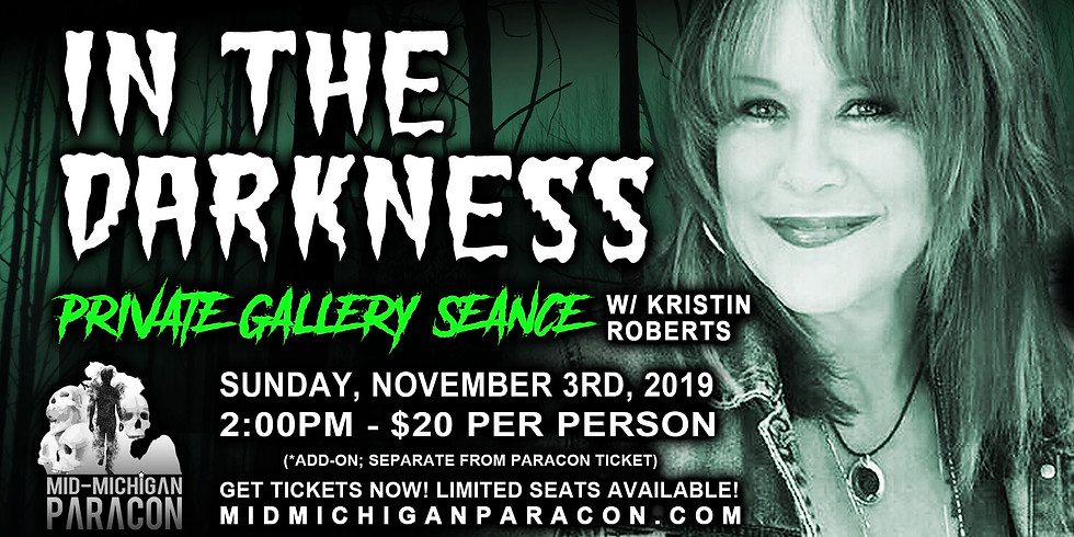SPECIAL EVENT - In the Darkness