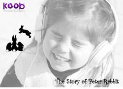 koob Audioooks Peter Rabbit