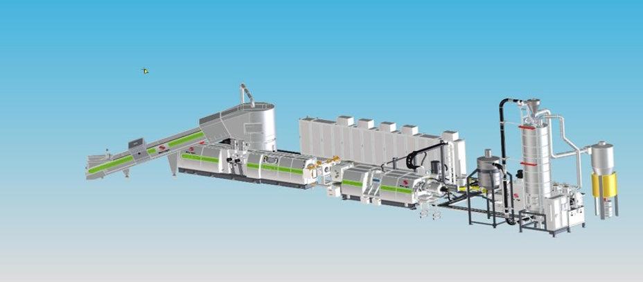 Avangard Innovative - Foam recycling Natura PCR