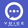 The Voice Society Logo