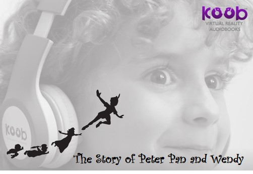 koob Audiobooks Peter Pan