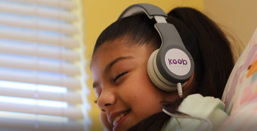 koob Virtual Reality Audiobooks