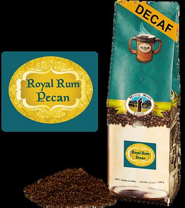Royal Rum Pecan Decaf