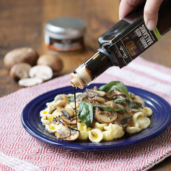ORECCHIETTE WITH BROWN BUTTER, SAGE, AND MUSHROOMS