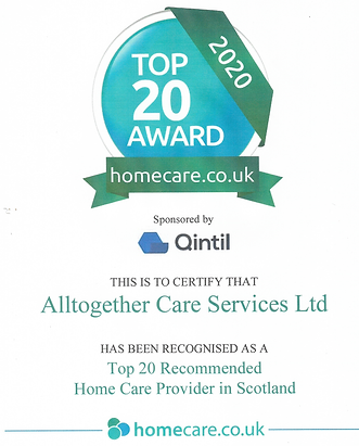 Top 20 Home Care Providers in Scotland.p