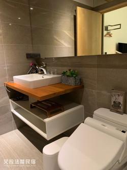 203的超大浴室