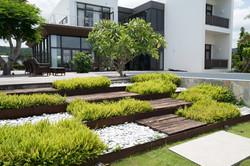 園藝階梯區