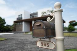 美國搬回家的郵箱