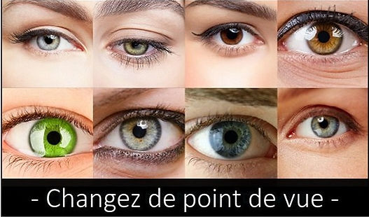 changez de point de vue
