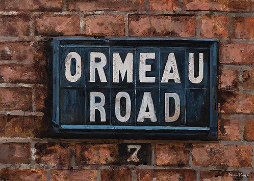 Ormeau Road