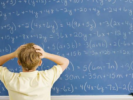 Eu consigo aprender matemática?