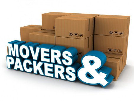 Movers Movers & More Movers...