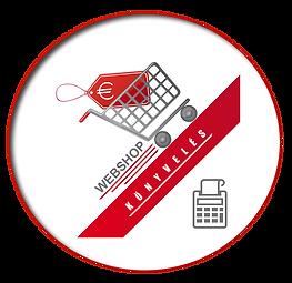 Webshopkönyvelés logo