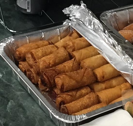 Crunchy Rolls