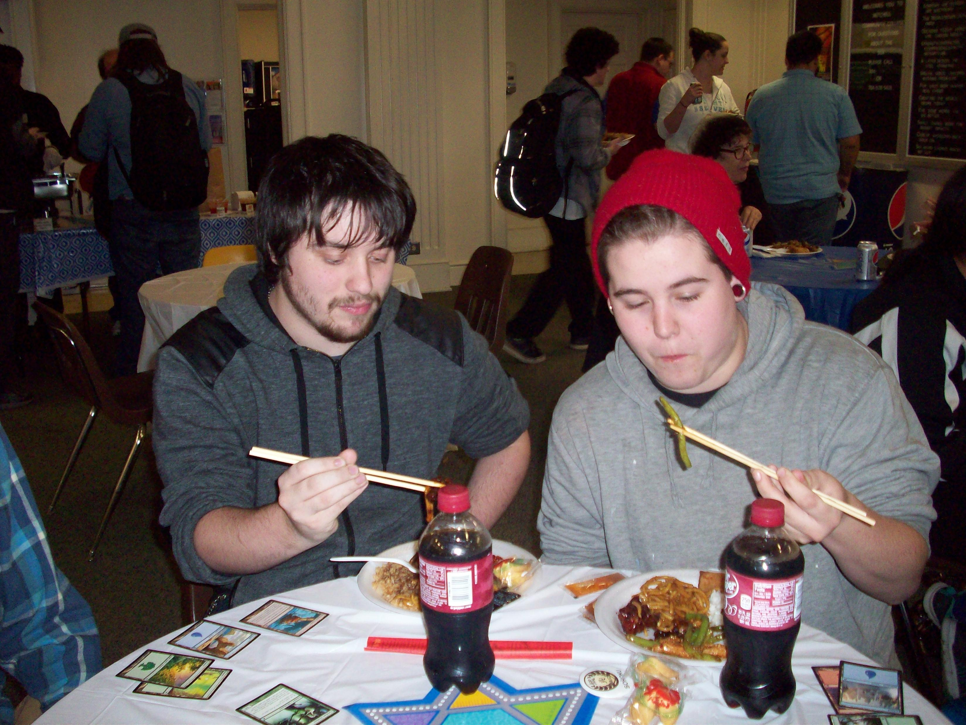 Chopstick Fun