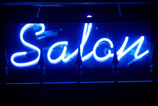 neon sign