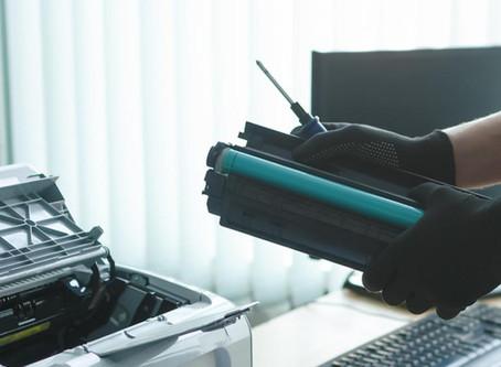 Los tóneres de impresora esconden polvos altamente explosivos
