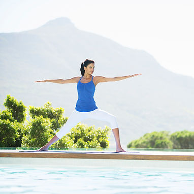 in-home personal training