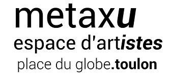 logo metaxu espace d'artistes place du g