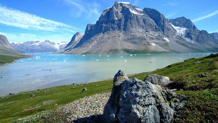 GROENLANDIA, Expedición Inuit