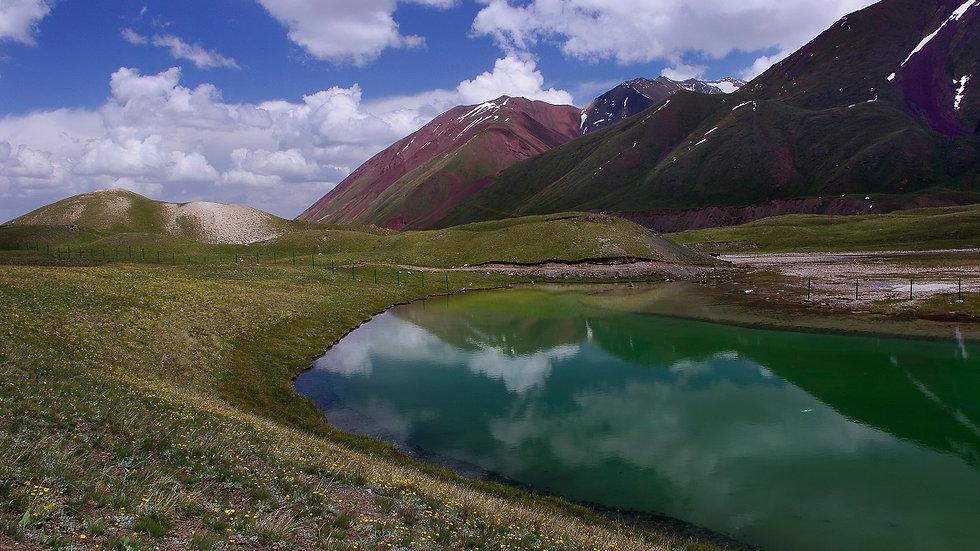 "KIRGUISTÁN, Trekking ""Aventuras en el Pamir"""