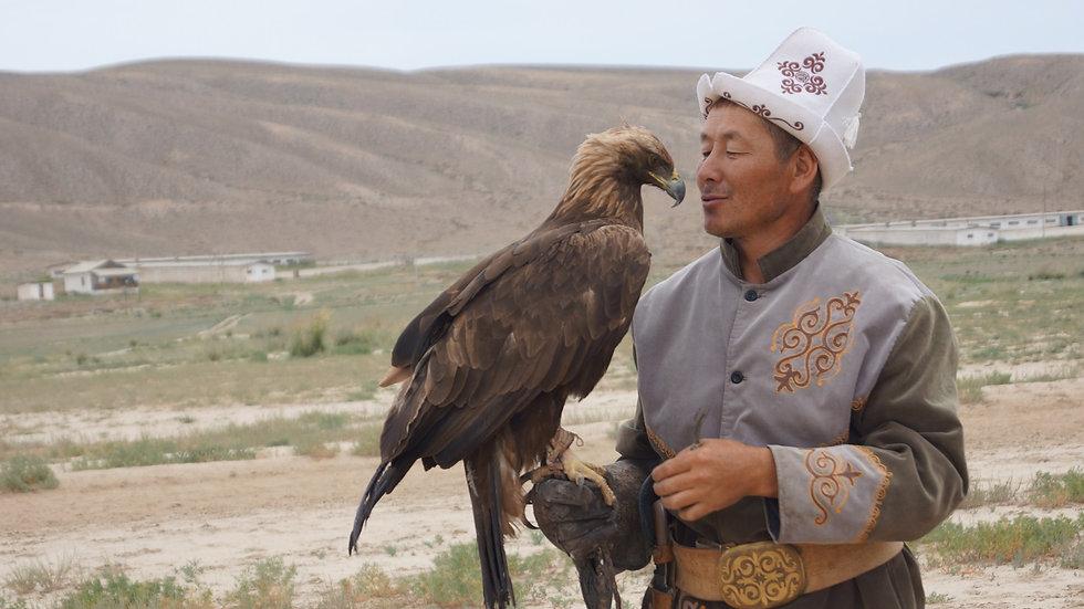 KIRGUISTÁN, Birds of Prey Festival (Festival de aves de presa)