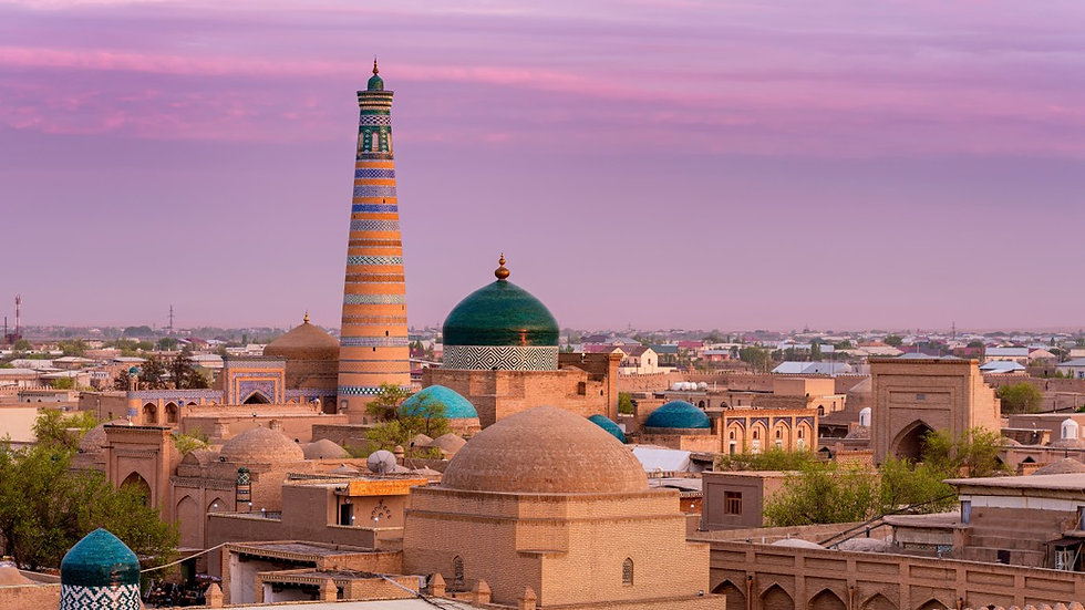UZBEKISTÁN – KIRGUISTÁN, El Corazón de Asia Central